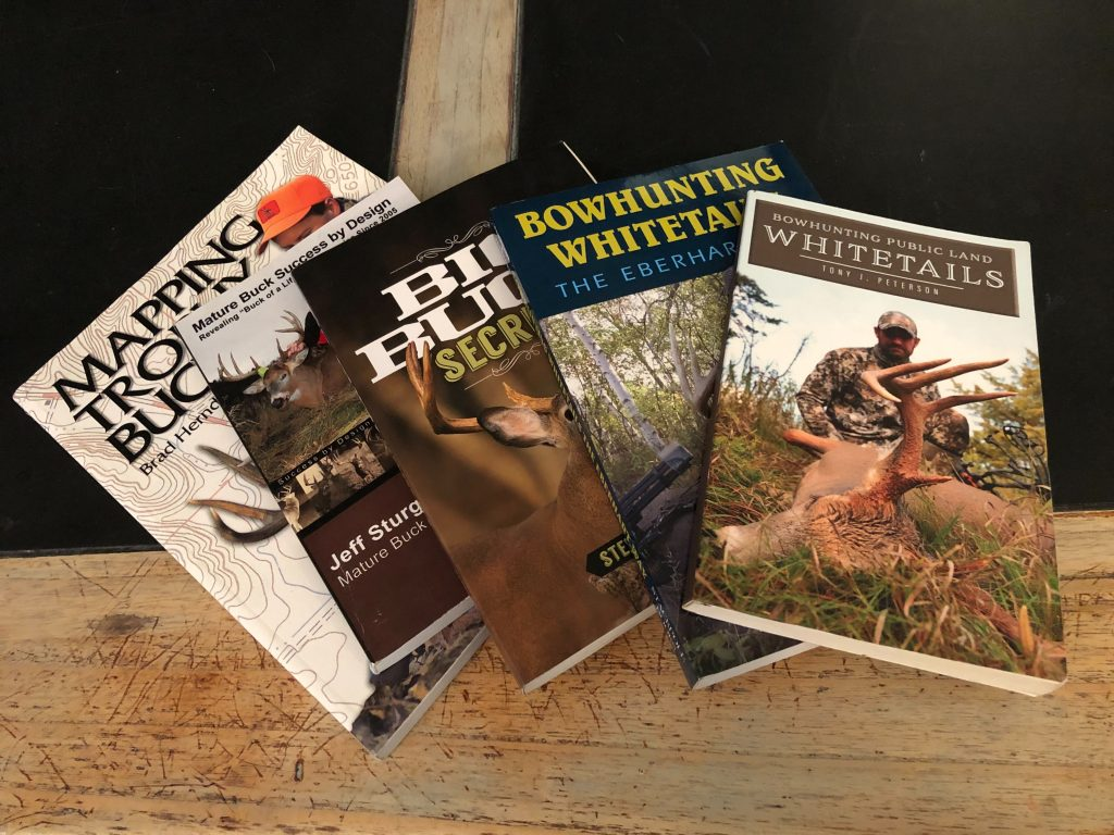 Top 5 Books for the DIY Bowhunter